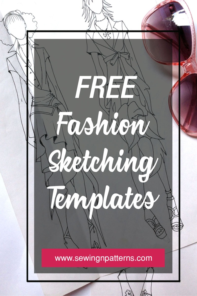 Fashion Figure Templates The Ultimate List For Your Next Fashion Project