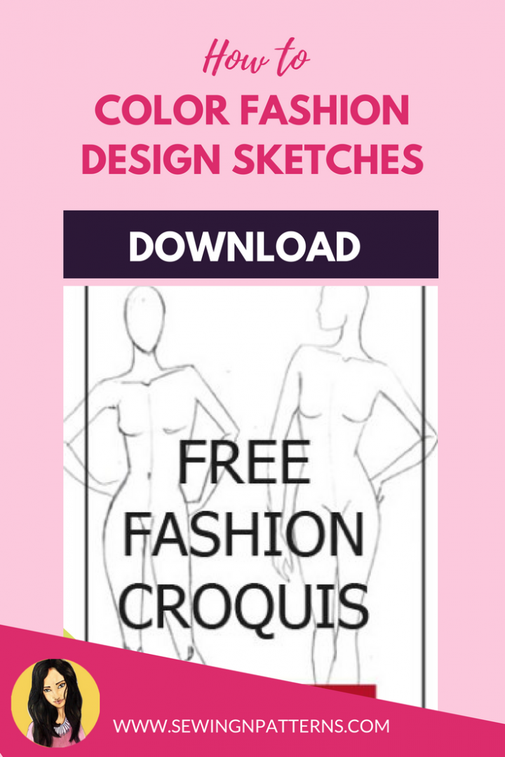 Learn how to make fashion design sketches step by step quickly with this fashion illustration tutorial and free fashion templates downloads. let's go! Learn step by step fashion design tutorials which includes fashion illustration, pattern drafting, sewing, fashion business and fashion freelancing with lots of free downloads and printables.And also Check out the free fashion sketching course here https://goo.gl/bTalfd