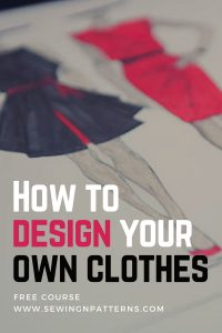 Design your own clothes for free
