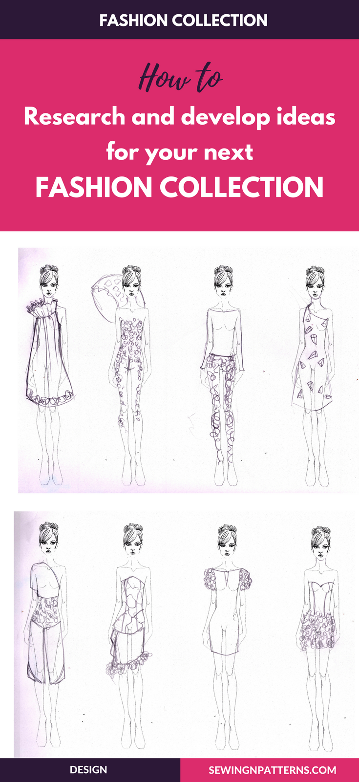 Fashion Collection Inspiration The Ultimate Guide To Research And Developing Ideas For Your Next Fashion Collection Sewingnpatterns