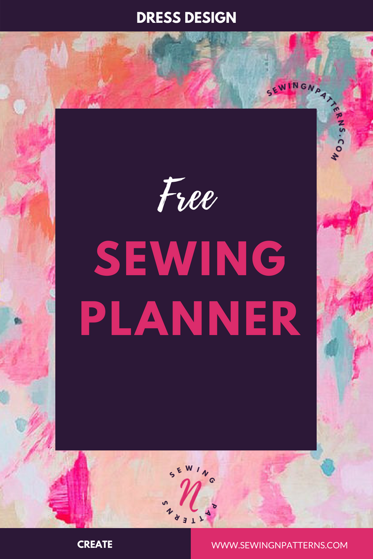 Grab your free printable sewing planner that helps you in every step of your sewing projects especially for sewing beginners. Also I made a video walk-through tutorial on step by step process of how to use it. Designed to use for your next sewing clothing projects. This will be a great addition to your sewing kit which you can use again and again.
