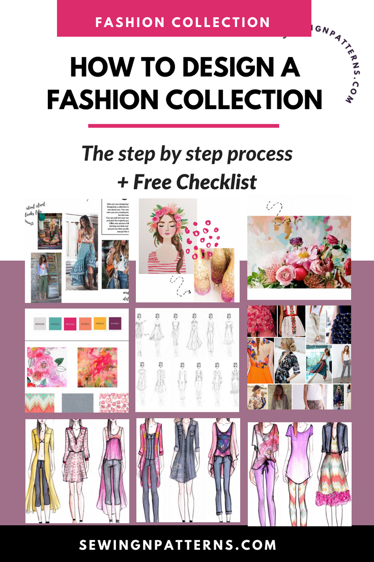 I was been asked again and again about my process of how I design fashion collection *** . So I broke down my whole process into easy steps so you can steal my process and work on your own fashion collection. Click here for the tutorial and download your fashion collection checklist right now… You will learn: • The 3 main stages of the clothing line. from idea to a customer. Design, create and sell and what goes into each of these stages. • what really is important as a fashion designer to focus on out of all the 3? and what can be delegated? • Behind the scenes of What goes into my design process? The 5 steps: Research, plan, design, draw, present. • A cute checklist that walks you step by step throughout the process and even tell you what tools to use. If you are looking for any of these: clothing design inspiration, fashion collection, design collection, fashion line, clothing line ideas, diy clothing line, how to make a clothes line, inspiration clothing, how to start a clothing line, how to clothing, fashion design inspiration, fashion inspiration design, then I got covered!