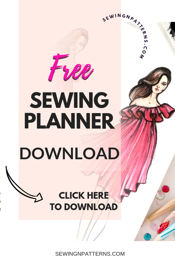 FREE SEWING PLANNER Printable sewing project planner: Design, plan, and organize your next sewing project with this Printable Sewing Project Planner. #sewing #sewingclothes #sewingprojects #sewingpatterns #sewingadressforbeginners #sewingdresses #sewingforbeginners #sewingforbeginnerseasy #sewingideas #sewinginspiration #sewingkit #sewinglover #sewingmachine #sewingtutorials #sewingtechniques #sewingvideo