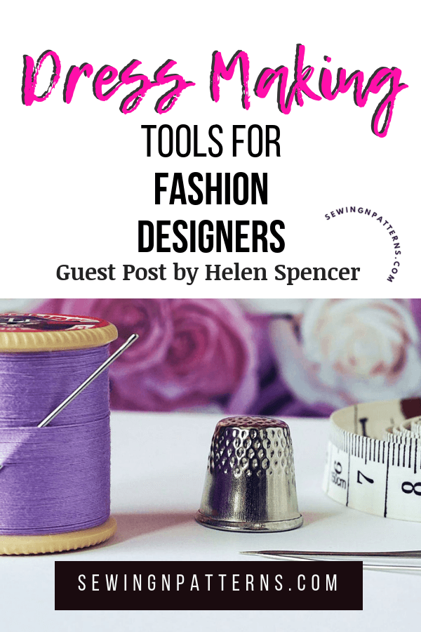 Confused which tools to add to your dress making kit? Here is the complete tutotrial on dress making tools that you ever need. click here to get started.