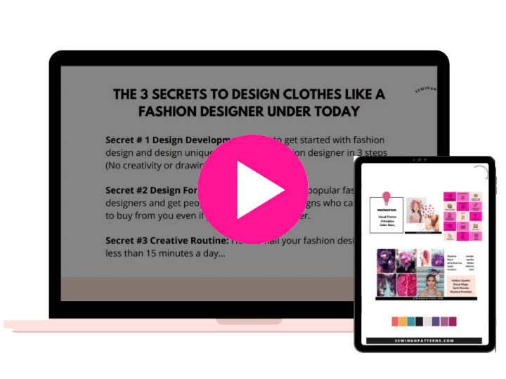 Fashion Design Masterclass Sewingnpatterns